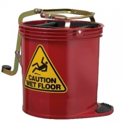 Bucket Mops 15Ltr - RED (Contractor)