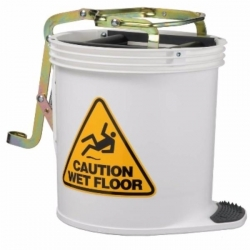Bucket Mops 15Ltr - WHITE (Contractor)