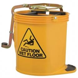 Bucket Mops 15Ltr - YELLOW (Contractor)