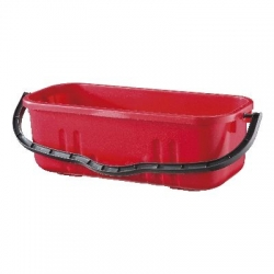 Bucket 18Lt Flat Series Red