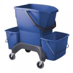 Bucket 25Lt  Ergo Blue