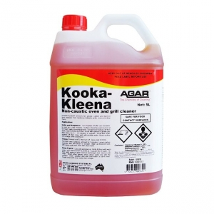 Agar Kooka-Kleena - Grill and Oven Cleaner - 5Ltr