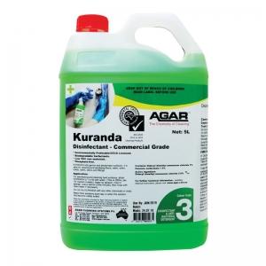 Agar Kuranda  - Commercial Grade Disinfectant - 5Ltr