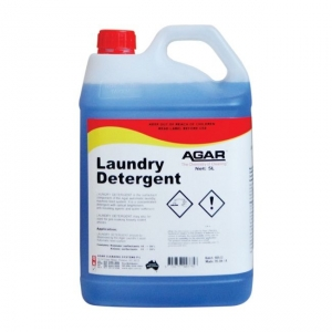 Agar Laundry Detergent- Liquid Automatic Systems Only - 5Ltr