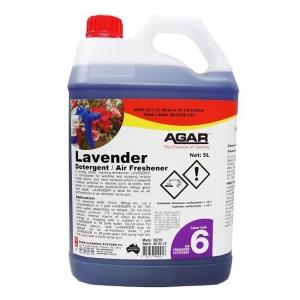 Agar Lavender Detergent - Deodoriser - 5Ltr