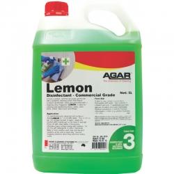 Agar Lemon - Commercial Grade Disinfectant - 5Ltr