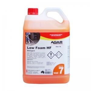 Agar Low Foam HF - Low Foam Detergent - 5Ltr