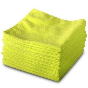 Cloth Microfiber Nab Yellow (10/PACK)