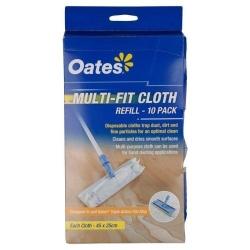 Cloth Multi Fit Pck 10