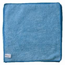 Microfibre Cloth Oates Value Pack Blue, 35cm x 35cm 10/pack