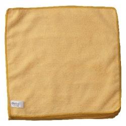 Microfibre Cloth Oates Value Pack Yellow, 35cm x 35cm 10/pk