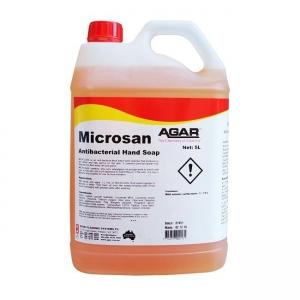 Agar Microsan - Antibacterial Hand Wash - 5Ltr
