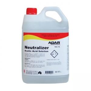 Agar Neutralizer - Acetic Acid Solution - 5Ltr