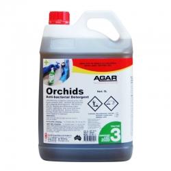 Agar Orchids - Commercial Grade Disinfectant & Antibacterial Detergent - 5Ltr