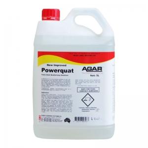Agar Powerquat - Twin Chain Quaternary Sanitiser - 5L