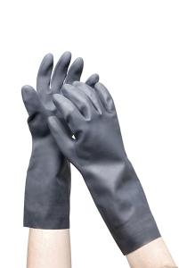 Gloves Acid Resistant M-L - per Pair