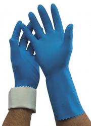 Gloves Blue 8-81/2 - per Pair