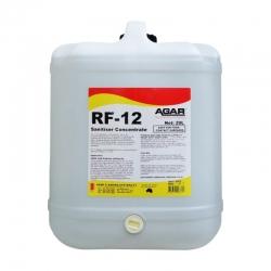 Agar RF-12 - Sanitiser - 20Ltr