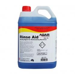 Agar Rinse Aid - Ware Washing - 5Ltr