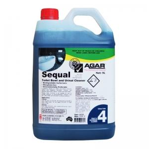 Agar Sequal - Toilet and Bathroom Cleaner - 5Ltr