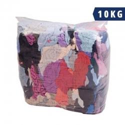 Rags Coloured T-Shirt Singlet 10Kg