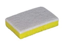 Sponge, Walnut/Yell 15x10