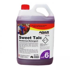 Agar Sweet Talc - Detergent - 5Ltr