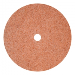 EDCO Glomesh Floor Pad 50cm CORAL Autoscrubber Pads