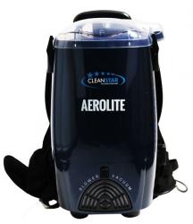 Cleanstar Aerolite Backpack Vacuum - BLUE