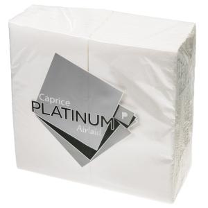 Caprice Platinum Airlaid Dinner Folded Napkin