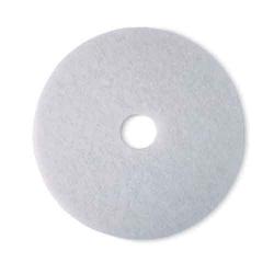 3M Floor Pad 40cm WHITE Polish Pads