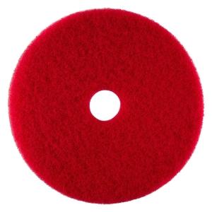 3M Floor Pad 33cm RED Buffer Pads