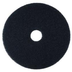 3M Floor Pad 40cm BLACK Stripper Pads